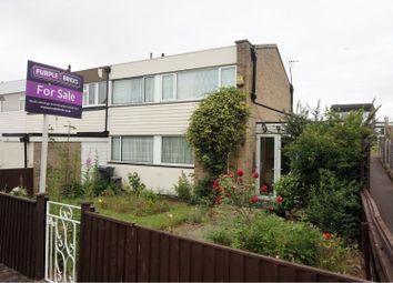 Thumbnail 3 bed end terrace house for sale in Piggotts Croft, Birmingham
