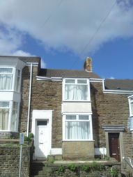 Thumbnail 1 bedroom terraced house to rent in Cromwell Street, Mount Pleasant, Swansea