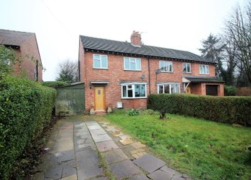 Thumbnail 3 bed semi-detached house for sale in Woodlands Drive, Knutsford