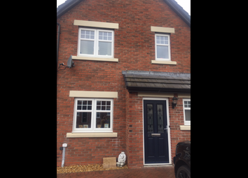 Thumbnail 3 bed end terrace house for sale in 15 Sydney Gardens, Lockerbie, Dumfries And Galloway