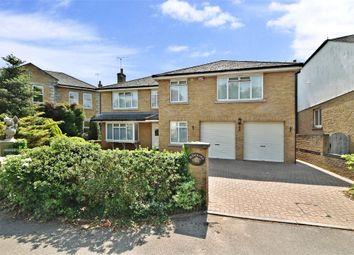 Thumbnail 4 bedroom detached house for sale in Pencroft Drive, West Dartford, Kent