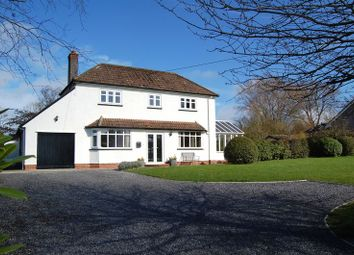 Thumbnail 4 bedroom detached house for sale in Wellsway, Blackford, Wedmore