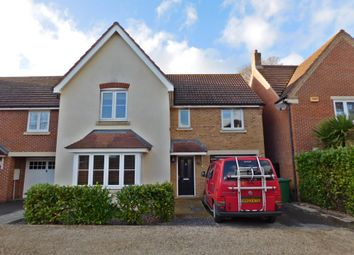 Thumbnail 4 bed detached house to rent in Three Ways Close, Fareham