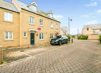 4 bed town house for sale in Playsteds Lane, Great Cambourne, Cambridge CB23