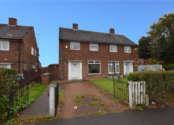 Thumbnail 2 bed semi-detached house for sale in Throstle Road North, Leeds, West Yorkshire