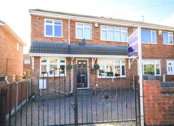 Thumbnail 3 bed semi-detached house for sale in Berrington Close, Balby, Doncaster
