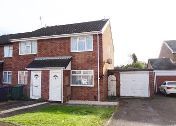 Thumbnail 2 bed end terrace house for sale in Fairway Road South, Shepshed, Loughborough