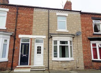 Thumbnail 2 bed terraced house to rent in Drury Street, Darlington