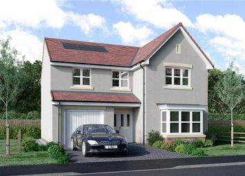 "Thumbnail 4 bed detached house for sale in ""Mackie"" at Murieston Road, Murieston, Livingston"