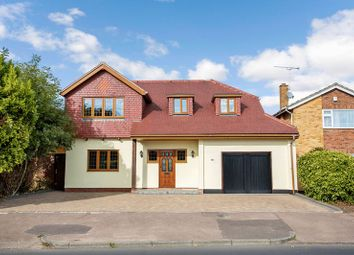 Thumbnail 5 bedroom detached house for sale in Green Lane, Eastwood, Leigh-On-Sea