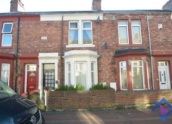 Thumbnail 3 bed terraced house to rent in Brighton Road, Gateshead