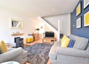 Thumbnail End terrace house to rent in Darenth Way, Horley, Surrey