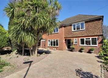 Thumbnail 4 bed detached house for sale in Third Avenue, Charmandean, Worthing, West Sussex