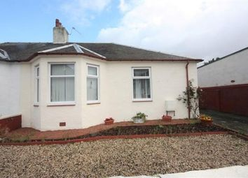 Thumbnail 2 bed bungalow for sale in Lawson Street, Ayr