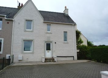 Thumbnail 3 bed end terrace house for sale in Perceval Road, Stornoway