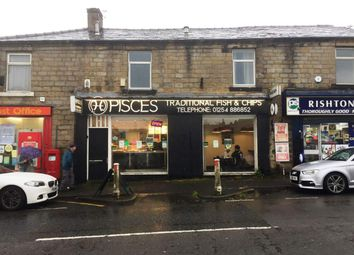 Thumbnail Restaurant/cafe for sale in Blackburn BB1, UK