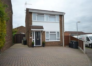 Thumbnail 3 bed detached house for sale in Peal Road, Saffron Walden, Essex