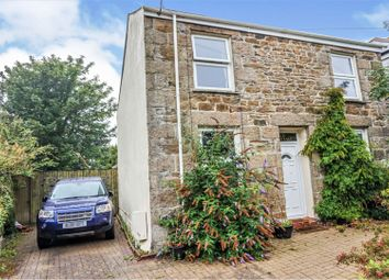Thumbnail 4 bed detached house for sale in Coach Lane, Redruth