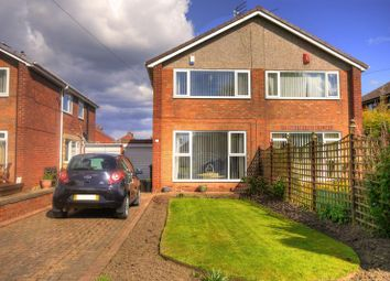 Thumbnail 3 bed semi-detached house for sale in Netherton Lane, Bedlington