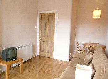 Thumbnail 1 bedroom flat to rent in Bryson Road, Edinburgh
