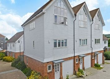 Thumbnail 3 bed terraced house to rent in Havillands Place, Wye, Ashford
