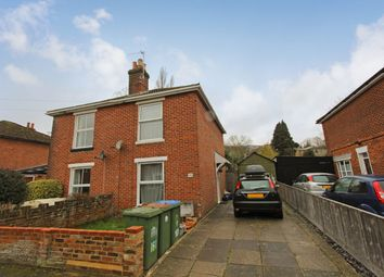 Thumbnail 3 bedroom semi-detached house for sale in Osborne Road North, Portswood, Southampton