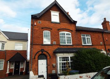 Thumbnail 3 bed terraced house to rent in Harborne Road, Oldbury, West Midlands