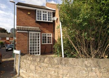 Thumbnail 2 bedroom semi-detached house for sale in Nuthall Road, Aspley, Nottingham, Nottinghamshire