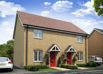 Thumbnail 3 bedroom semi-detached house for sale in Abbey Walk, Swineshead, Boston