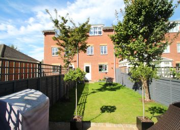 Thumbnail 3 bed terraced house for sale in Longcroft Avenue, Halton, Aylesbury