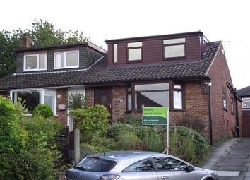 Thumbnail 3 bed semi-detached bungalow to rent in Links Road, Bolton