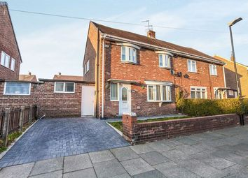 Thumbnail 3 bed semi-detached house for sale in Torquay Road, Sunderland