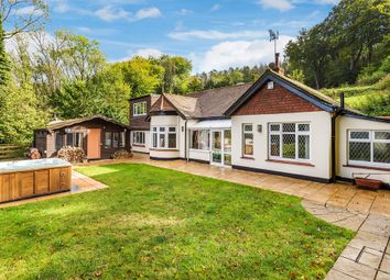 Thumbnail 4 bed detached bungalow for sale in Weald Way, Caterham