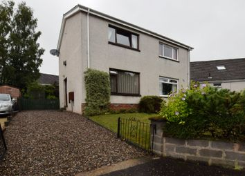 Thumbnail 2 bed semi-detached house for sale in Cedar Avenue, Blairgowrie, Perthshire