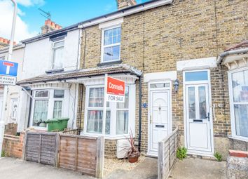 Thumbnail 3 bed terraced house for sale in Belmont Road, Minster On Sea, Sheerness