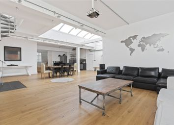 Thumbnail 3 bed flat to rent in Block, 24- 32 Shepherdess Walk, London