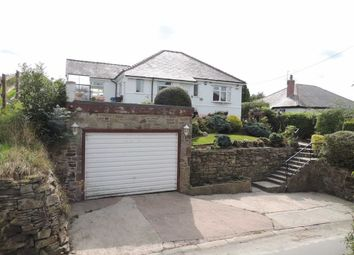 Thumbnail 3 bed detached bungalow for sale in Cote Green Road, Marple Bridge, Stockport
