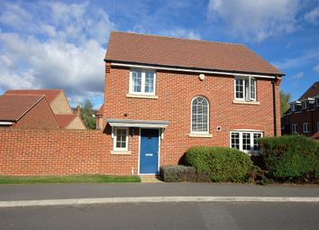 Thumbnail 4 bed detached house for sale in Waterers Way, Bagshot