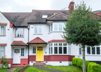 Thumbnail 4 bedroom terraced house for sale in Hamilton Way, West Finchley, London