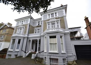 Thumbnail 2 bed flat to rent in Upper Maze Hill, St Leonards On Sea