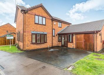 Thumbnail 4 bed detached house for sale in Middles Avenue, Warndon Villages, Worcester, Worcestershire