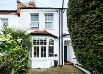 Thumbnail 3 bed terraced house for sale in Crewys Road, Childs Hill, London