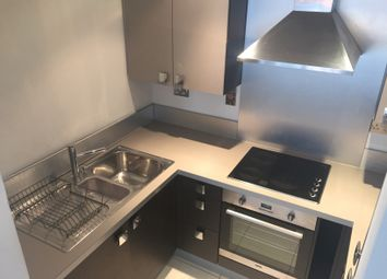 Thumbnail 1 bedroom flat to rent in Blackwall Way, London, Canary Wharf