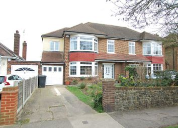 Thumbnail 4 bed semi-detached house for sale in King Edward Drive, Grays