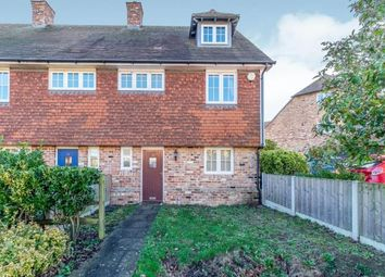 Thumbnail 3 bed end terrace house for sale in St. Pauls Court, Lynsted, Sittingbourne, Kent