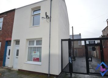 Thumbnail 2 bed end terrace house to rent in Richmond Street, Hartlepool