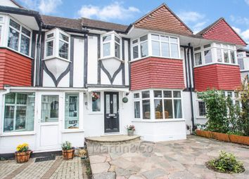 Thumbnail 3 bed terraced house to rent in Aragon Road, Morden