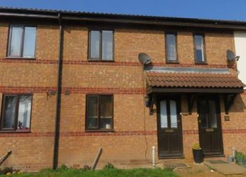 Thumbnail 2 bed terraced house to rent in The Lawns, Wisbech
