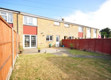 Thumbnail 3 bed terraced house to rent in Southway, Gosport