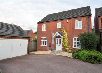 Thumbnail 4 bed detached house for sale in Redhill Gardens, Kings Norton, Birmingham